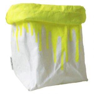 Il sacchetto lemon fluo