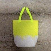 Saccoborsa lemon fluo