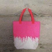 saccoborsa pink fluo