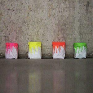 I sacchini F colori Fluo