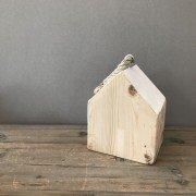 casetta fermaporta in legno