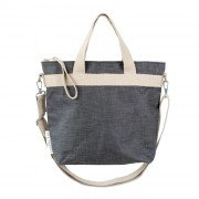 XL shoulder bag denim strong